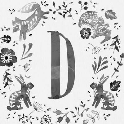 "Letter ""D"""