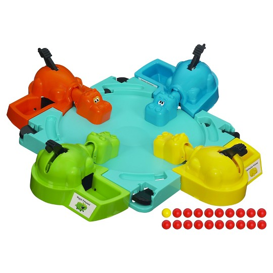 Hungry Hungry Hippos Game, Kids Unisex image number null