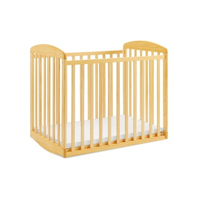 DaVinci Alpha Mini Rocking Crib - Natural