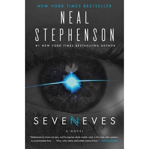 Seveneves - by  Neal Stephenson (Paperback) - image 1 of 1