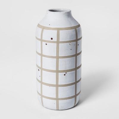 Vase - White - Threshold™