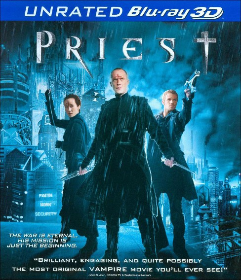 Priest [3D] [Blu-ray] - image 1 of 1