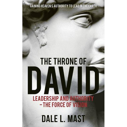 The Throne of David - by  Dale L Mast (Paperback) - image 1 of 1