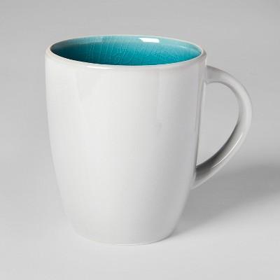 Portel Stoneware Mug 19oz Teal - Project 62™