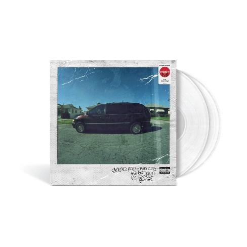 Kendrick Lamar - good kid, m.A.A.d city (Target Exclusive, Vinyl) - image 1 of 1