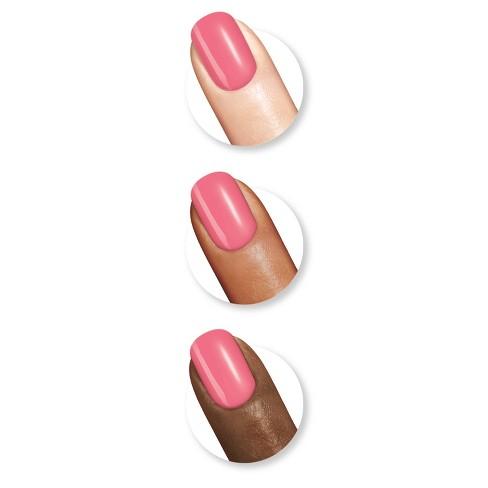 Sally Hansen Color Therapy Nail Polish - 240 Primrose and Proper - 0 5 fl oz