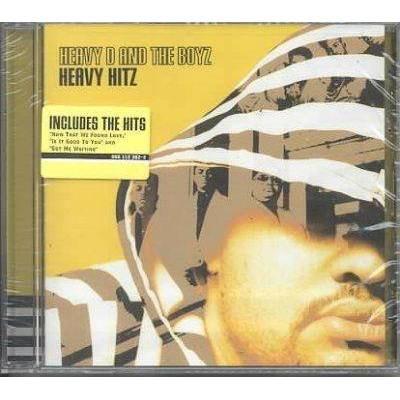 Heavy D - Heavy Hitz (CD)