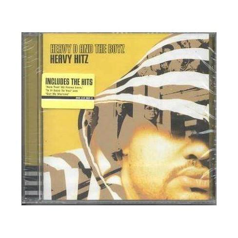 Heavy D - Heavy Hits (CD) - image 1 of 4