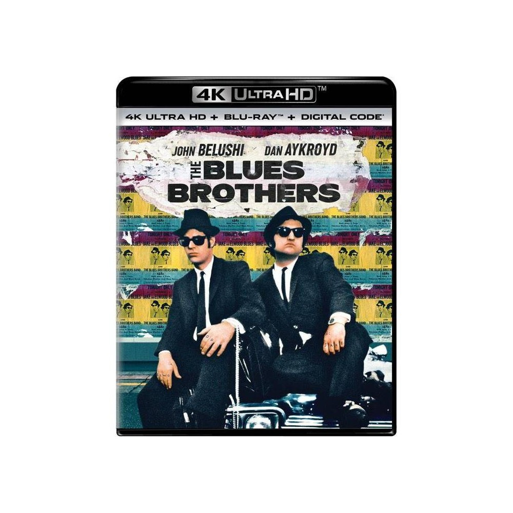 The Blues Brothers 4k Uhd