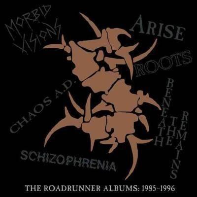 Sepultura - Roadrunner Albums: 1985-1996 (EXPLICIT LYRICS) (CD)