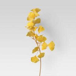 """26"""" Artificial Gingko Leaf Stem - Opalhouse™"""