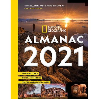 National Geographic Almanac 2021 - (Paperback)