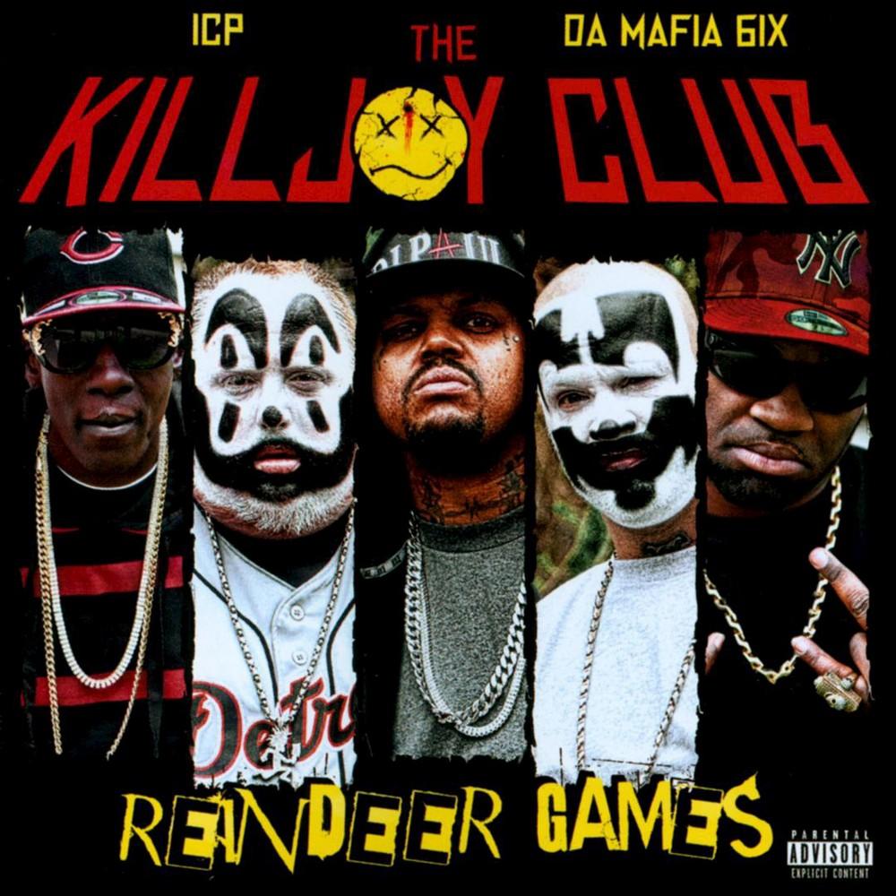 Killjoy Club - Reindeer Games (CD)