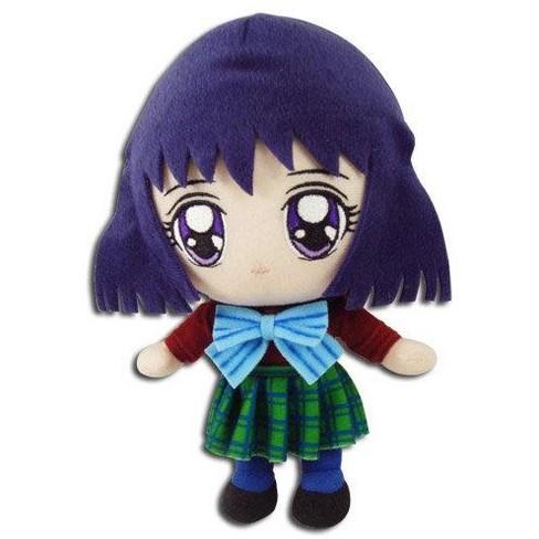 "Great Eastern Sailor Moon S Hotaru Tomoe Sailor Saturn 8"" Stuffed Plush - image 1 of 1"