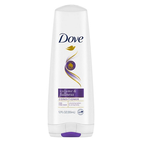 Dove Beauty Volume and Fullness Conditioner - 12 fl oz - image 1 of 4