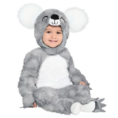 Baby Cuddly Koala Bear Halloween Costume
