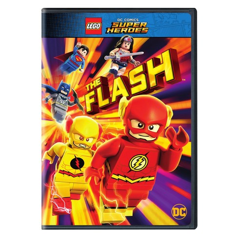 Lego DC Super Heroes: The Flash (DVD) - image 1 of 1