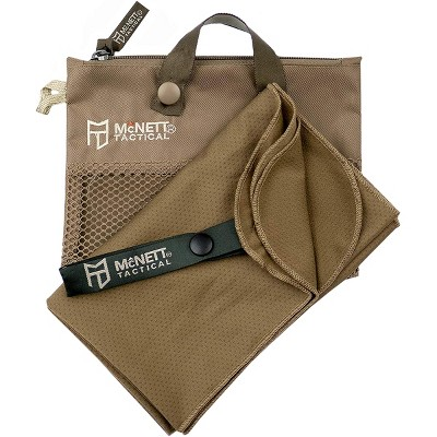"""Gear Aid McNett Tactical 15"""" x 36"""" Cooling Towel - Coyote"""