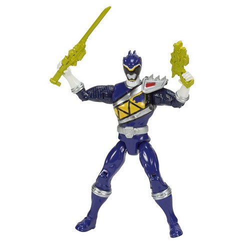 Power Rangers Dino Super Charge – Blue Ranger Action Hero - image 1 of 3
