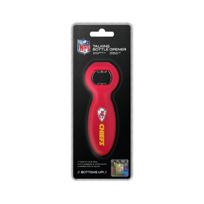NFL Kansas City Chiefs Musical Bottle Opener