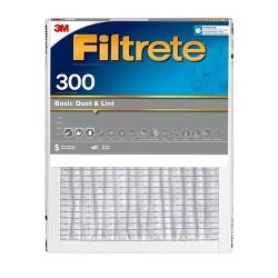 Filtrete™ Basic Dust 20x25x1, Air Filter