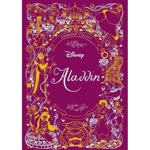 Disney Animated Classics: Aladdin - (Hardcover) - image 1 of 1