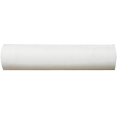 School Smart Butcher Kraft Paper Roll, 40 lbs, 18 Inches x 1000 Feet, White