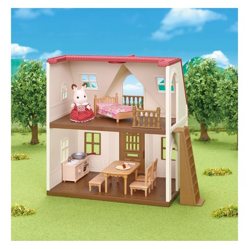 34a016331262 Calico Critters Red Roof Cozy Cottage   Target