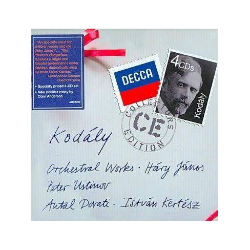 London Symphony Orchestra - Kodaly: Orchestral Works (CD) - image 1 of 1
