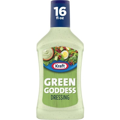 Kraft Green Goddess Salad Dressing - 16fl oz