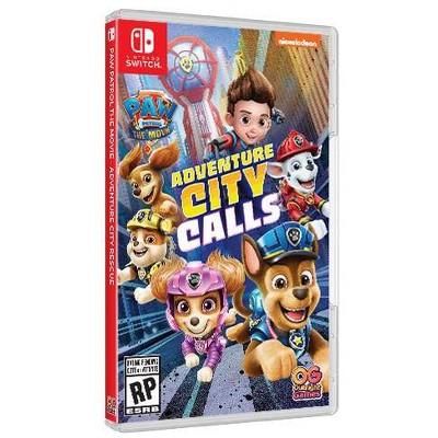 PAW Patrol The Movie: Adventure City Calls - Nintendo Switch