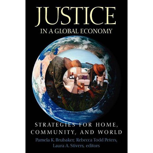 Justice in a Global Economy - (Paperback) - image 1 of 1