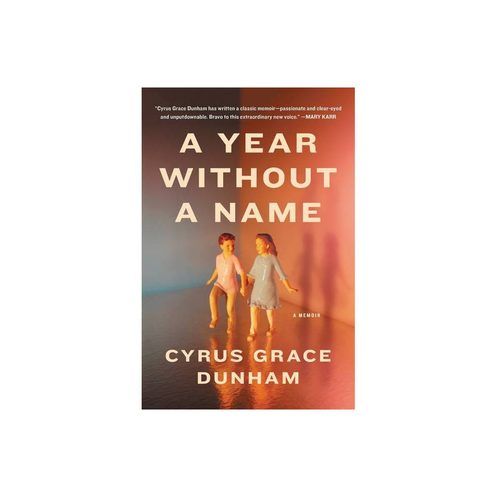 A Year Without A Name By Cyrus Dunham Paperback