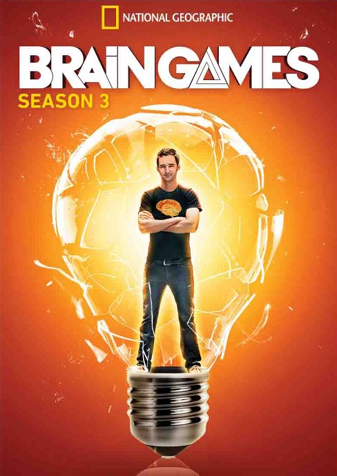 Brain Games: Season 3 (DVD) - image 1 of 1
