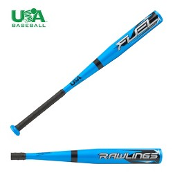 "Rawlings Fuel 27"" Baseball Bat 2018 (-8)"