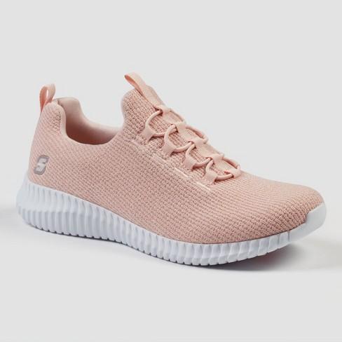 Details about Skechers Sport Ladies Sz 6 Gray Pink Memory Foam Insole Flex Sole Look Unworn