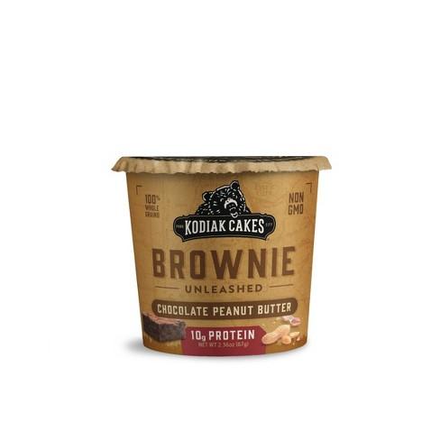 Kodiak Cakes Peanut Butter Brownie Cup - 2.36oz - image 1 of 2