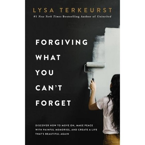 Forgiving What You Can't Forget - By Lysa Terkeurst (hardcover) : Target
