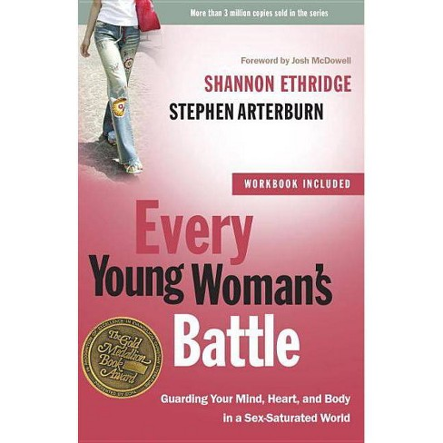 Every Young Woman's Battle - (Every Man) by  Shannon Ethridge & Stephen Arterburn (Paperback) - image 1 of 1