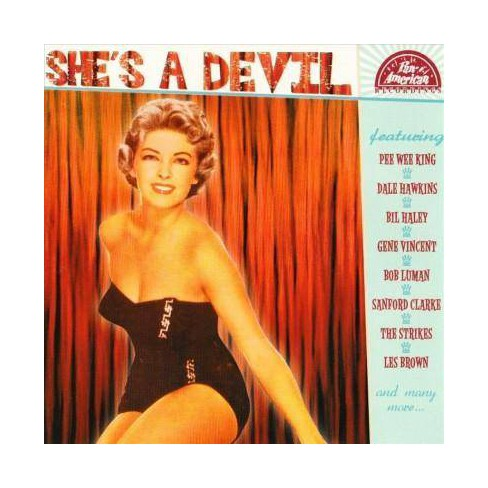 Various - She's A Devil (CD) - image 1 of 1