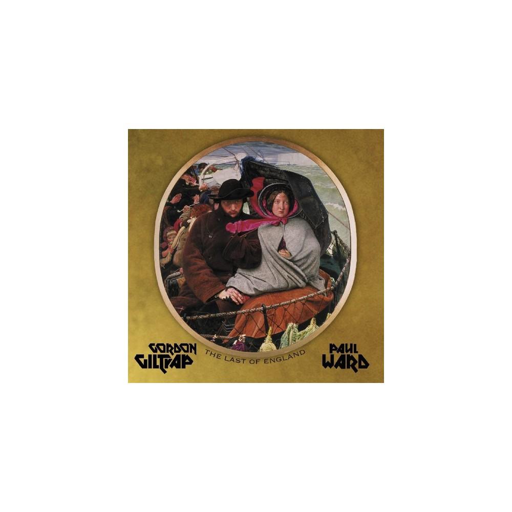 Gordon Giltrap - Last Of England (CD)