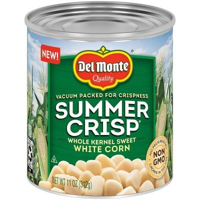 Del Monte Summer Crisp White Corn - 11oz