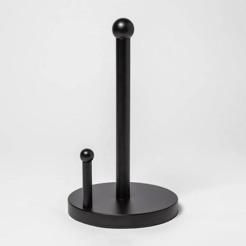 Stainless Steel Paper Towel Holder - Threshold™ - image 1 of 1