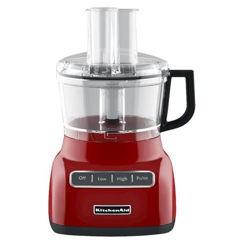 Kitchenaid 7 Cup Food Processor Kfp0711 Target