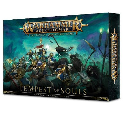 Age of Sigmar Tempest of Souls Board Game