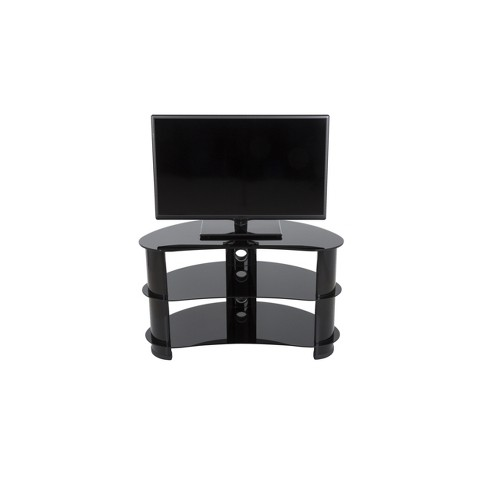 42 Jelly Bean Curved Tv Stand Avf Target