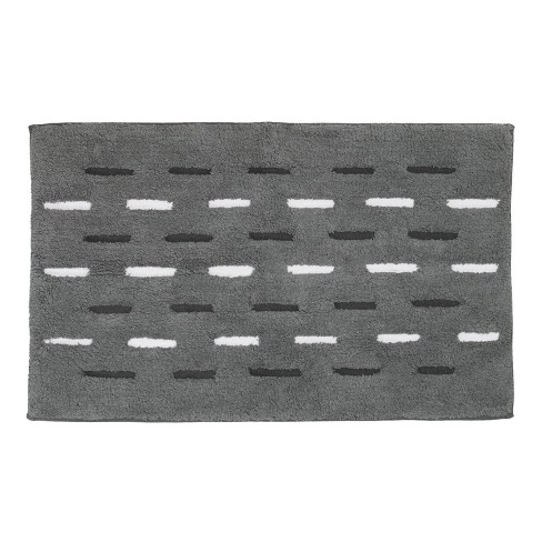 Dash Bath Rug - Allure Home Creations - image 1 of 4
