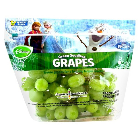 Green Seedless Grapes - 1.5lb - image 1 of 2