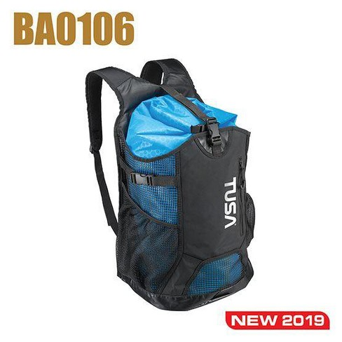Tusa Mesh Backpack with Drybag - image 1 of 4