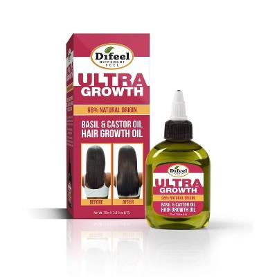 Difeel Ultra Growth Oil - 2.5 fl oz